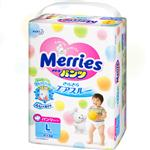 Merries Pants L size (9-14KG)