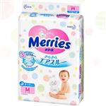 Merries Nappy M size (6-11KG)