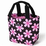 Hanna Hula mini-mamy bag retro flower pink